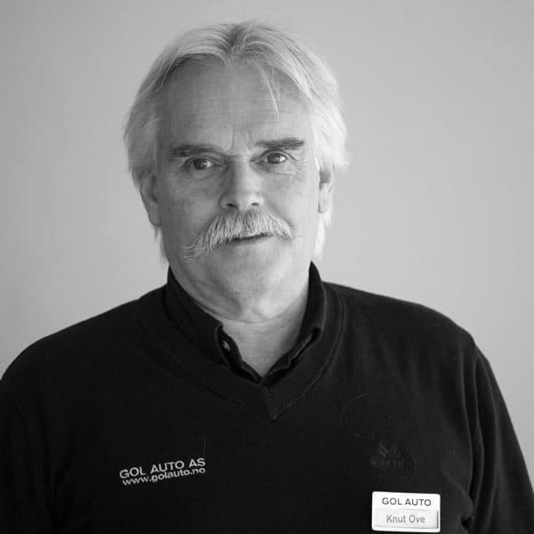 Knut Ove Lybekk